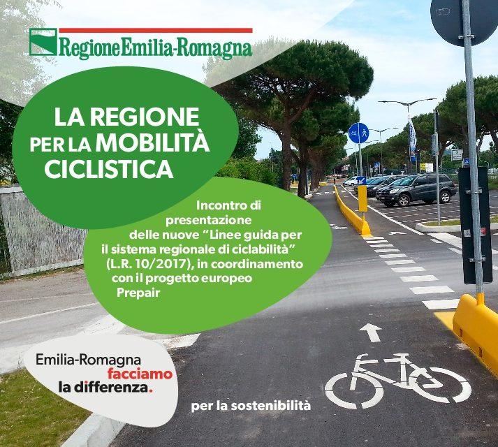Linee guida ciclabilità RER