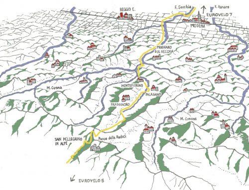 Ciclovia regionale del Secchia – ER 13